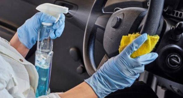 Alat alat untuk Membersihkan Mobil